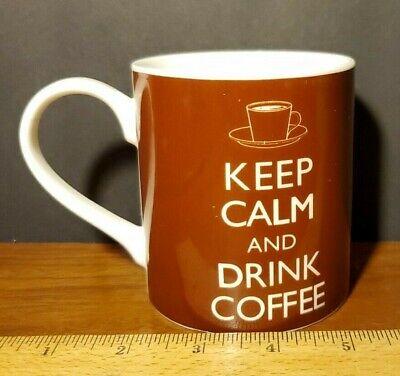 Drink Coffee Brown Mug Cup 12 Oz Kent