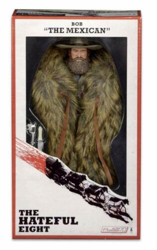 "BOB The Hateful Eight NECA Clothed 8/"" Inch 2016 FIGURE THE MEXICAN"