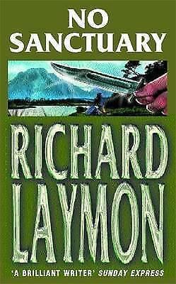 No Sanctuary by Richard Laymon (Paperback, 2002)