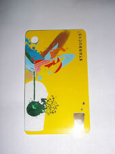 Starbucks China MSR Cards - Mini Frap Card PIN Exposed