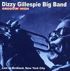 Groovin' High by Dizzy Gillespie Big Band (CD, Oct-2011, Candid)