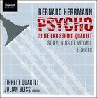 Bernard Herrmann: Psycho Suite for String Quartet (CD, Jan-2011, Signum Classics)