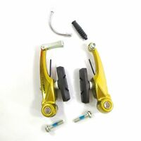 Gold Tektro Bmx V-brake Bx-310 Linear Pull 162g on sale