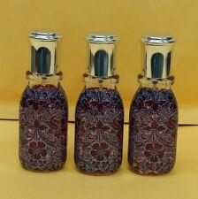 3 Bottles Curve Soul Vintage Perfume by Liz Claiborne 0.5 oz EDP Spray Free Ship