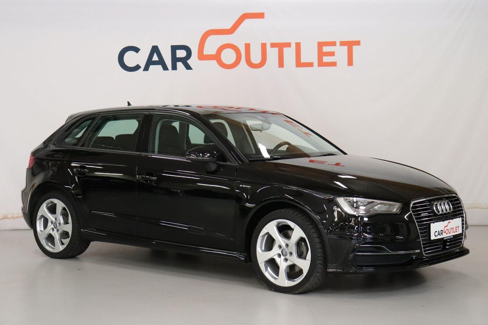 Audi A3 1,4 e-tron Attraction Sportback S-tr.