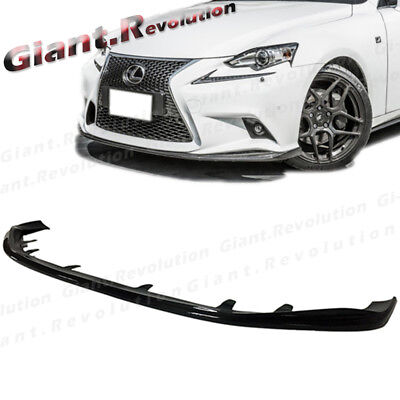 JDM A Style Lexus ISF IS-F Front Lip Urethane 2008-2014