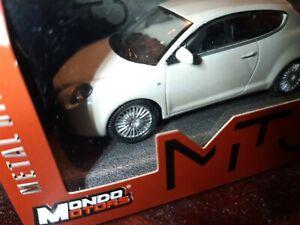 ALFA ROMEO Breza Mondo MOTORS 1.43 DIE-CAST MODEL~ BOXED *RARE* (225)