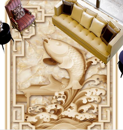 3D Muster 67 Fototapeten Wandbild Fototapete Tapete Familie DE Lemon