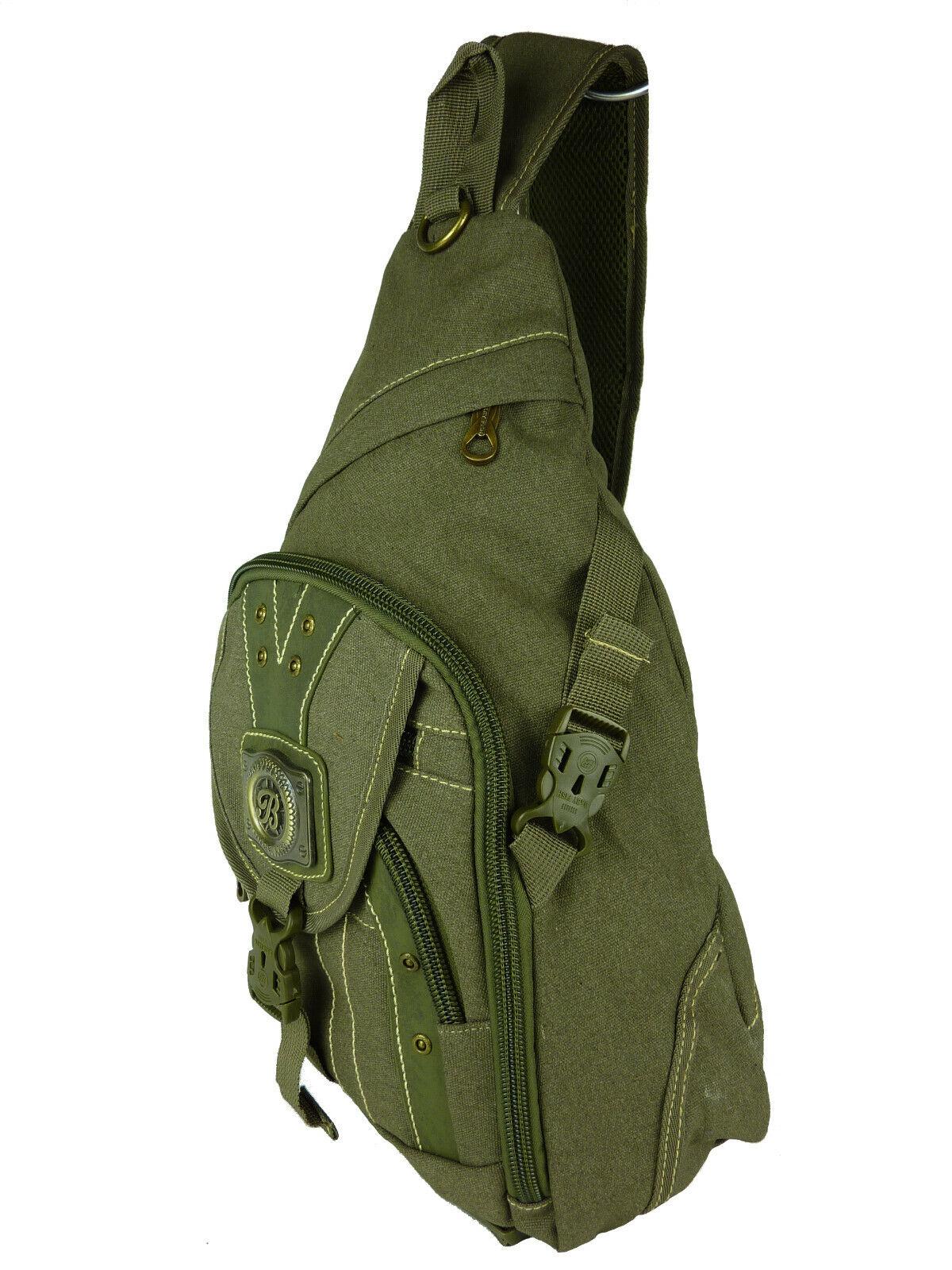 Details zu Babyfish Rucksack 1 Träger Schulterrucksack daypack Arbeitsrucksack Reise 201352