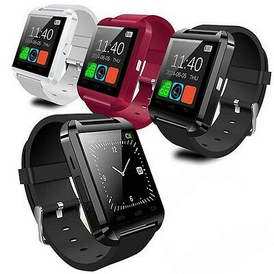 New Bluetooth Smart Wrist Watch Phone Mate For Android Smart Phone WA