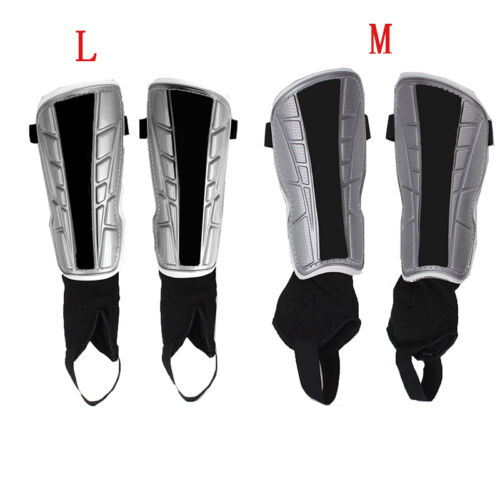 1pairs Adult Ultra Light Football Shin Pads Soccer Guards Sports Leg Protector