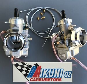 Details about BMW R100 Mikuni VM34 carb kit Replacing 32mm Bing
