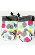 Details about  /Thirty one bring a bottle thermal cup holder pouch bag Pink Pop Medallion 31