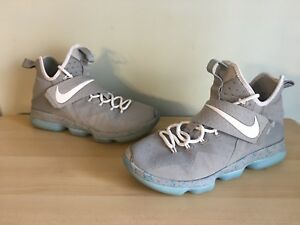 new styles 3dfad 581eb Image is loading Nike-Back-To-The-Future-Lebron-14-XIV-