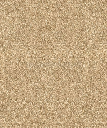 Muriva Sparkle Wallpaper Bronze: Muriva Sparkle Plain Glitter Wallpaper In Gold - 701354