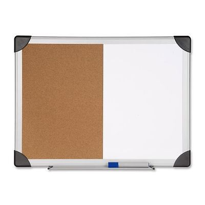 Lorell Combination Dry Erase/Cork Board  - LLR19291
