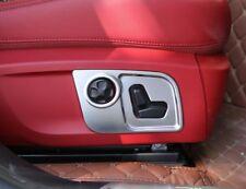 Kohlefaser-Stil Scheinwerfer Rahmen Abdeckung Für Maserati Levante 2016
