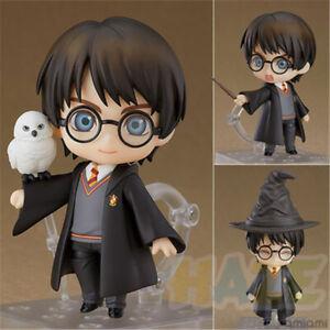 Pelicula-Nendoroid-999-Harry-Potter-Harry-PVC-Figura-de-accion-Modelo-de-juguete