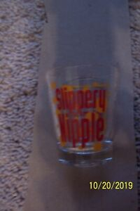 Slippery Nipple Shot Glass Ebay