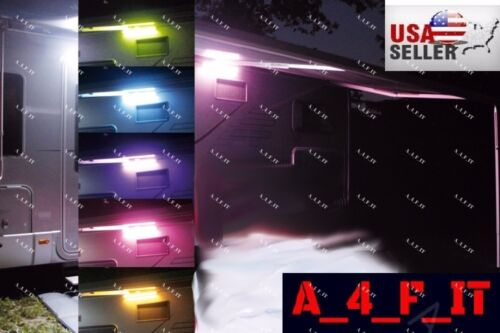 fence RV deck LED light for eg awning screen lanai enclosure kitchen