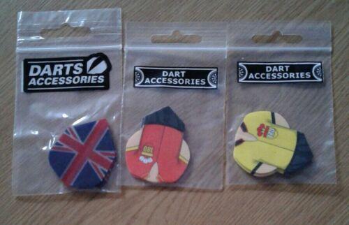3 Sets of Dart Flights