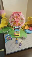 Fisher Price Loving Family Sweet Streets Country Fair playset - Not complete