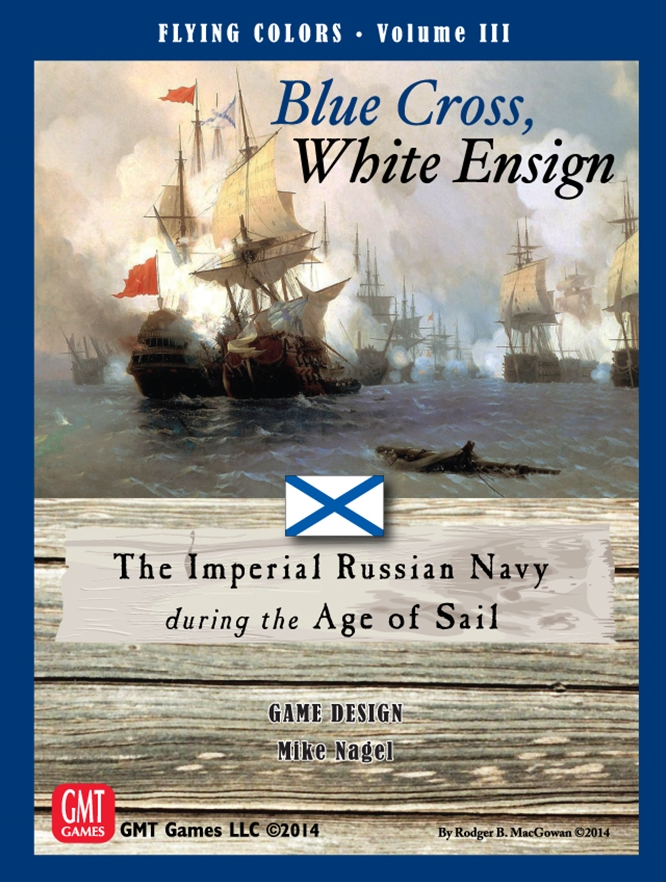 Blau Cross Weiß Ensign: The Imperial Russian Navy, NEW