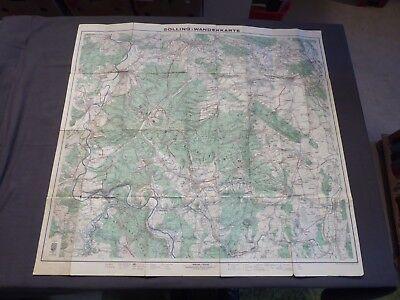 Landkarte Solling Wanderkarte Uslar Einbeck Holzminden