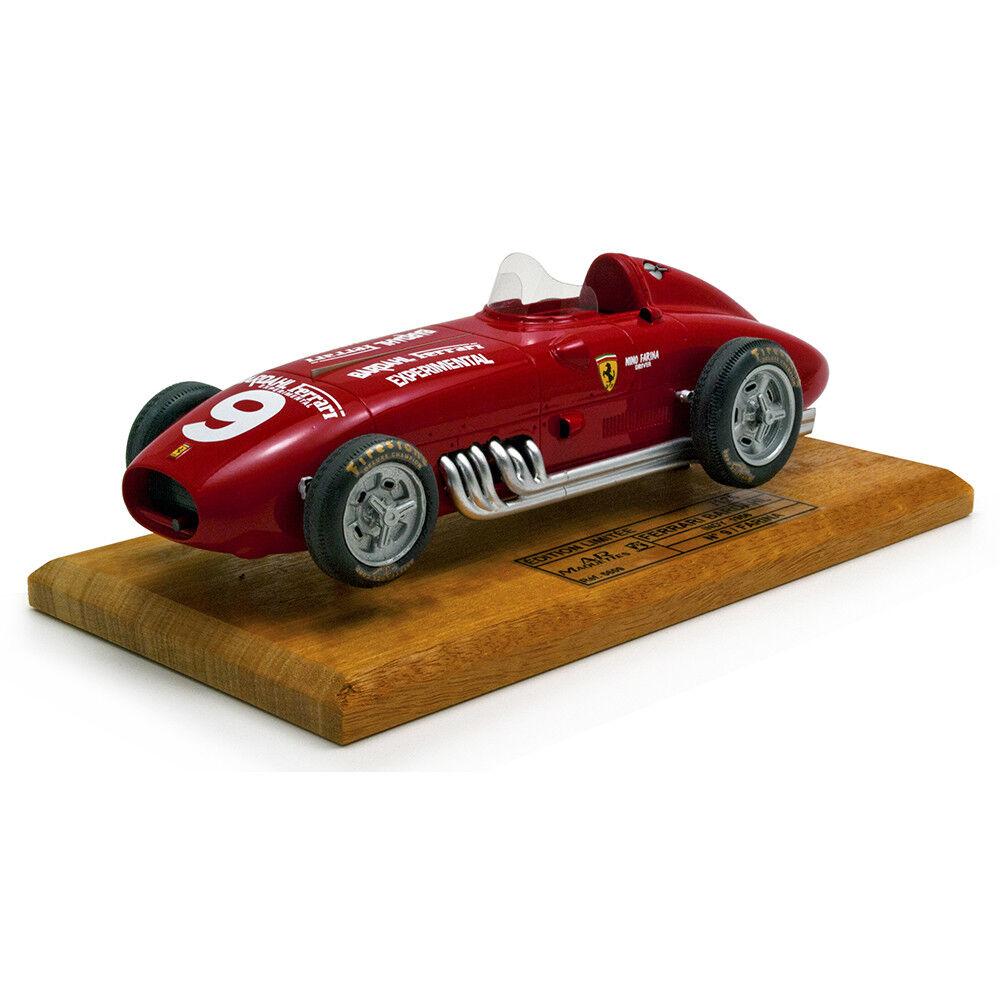 Ar Maquetas 1 18 1956 Ferrari Farina Indy Indianapolis 500 que cumplen los requisitos