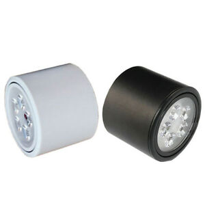 3W-5W-7W-9W-12W-LED-Ceiling-Lamp-Dimmable-Not-Light-Round-Downlight-Exhibition