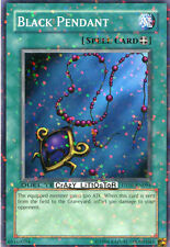 YU-GI-OH BLACK PENDANT DUEL TERMINAL COMMON NM/MINT DT01-EN094