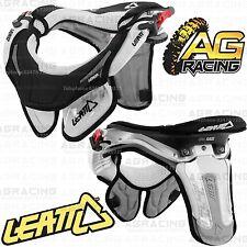 Leatt 2014 GPX Race Neck Brace Protector White Small Medium Childrens Motocross