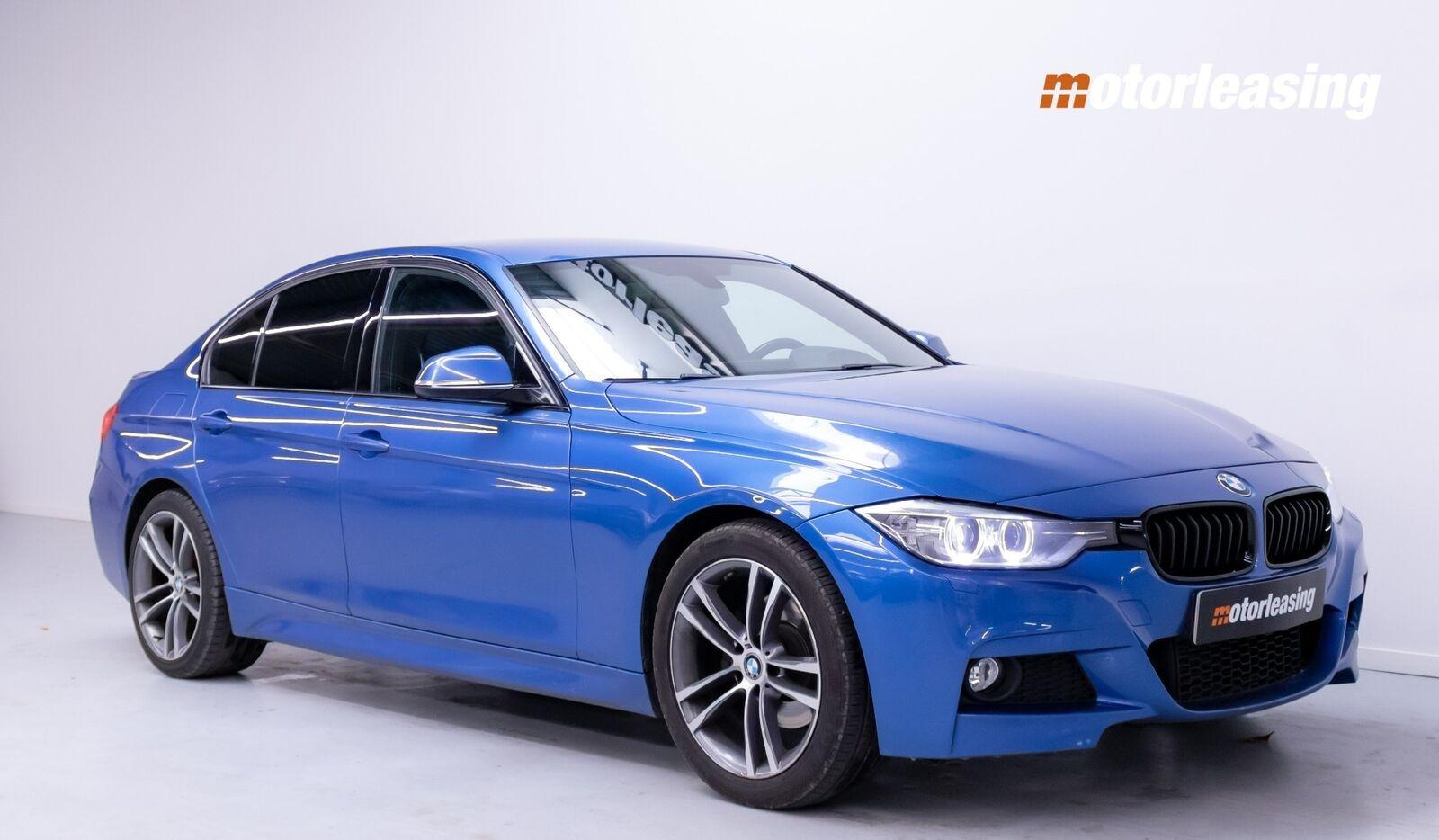 BMW 320d 2,0 aut. 4d - 2.544 kr.
