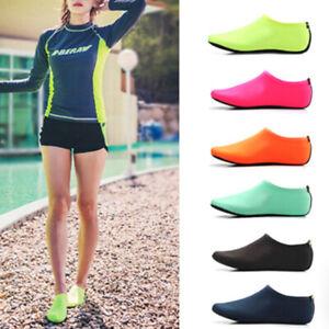 US-Unisex-Barefoot-Water-Skin-Shoes-Swim-Socks-for-Beach-Swim-Surf-Yoga-Exercise