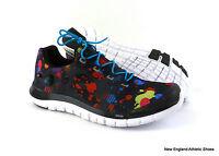 Reebok Men Z Pump Fusion Stash Running Shoes - Black / White / Gravel / Red