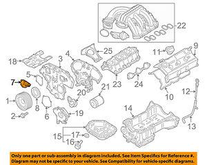 NISSAN    OEM   Engine    Timing Cover 130418J10A   eBay