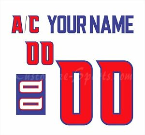 Image is loading Hockey-All-Star-Customized-Number-Kit-for-2009- c5bdf1a61