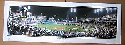 Detroit Tigers Magglio Ordonez 2006 Home Run HR ACLS  Panoramic LG#2