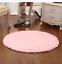 Round Circular Circle Plain Shaggy Rugs Mats Modern Colour Cheap Small Large