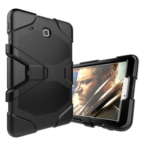 392ffeec2d0 8 of 11 Shockproof Stand Armor Hard Back Case Cover For Samsung Galaxy Tab E  8.0   9.6