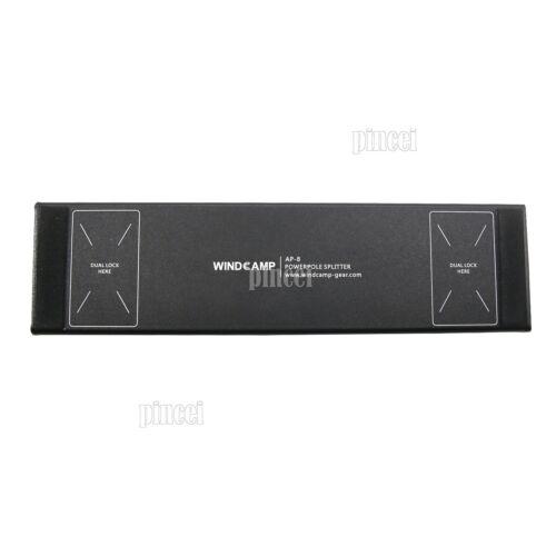 8-Port Connector Power Splitter Distributor Compatible w//Anderson Powerpole