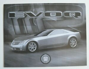 CADILLAC-EVOQ-1999-dealer-sheet-brochure-catalog-English