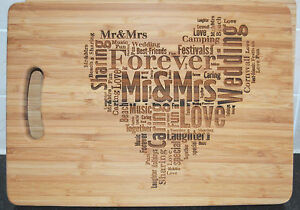 Personalised-Engraved-Wooden-Chopping-Board-Heart-Lrg-Solid-FamilyTree-Cloud
