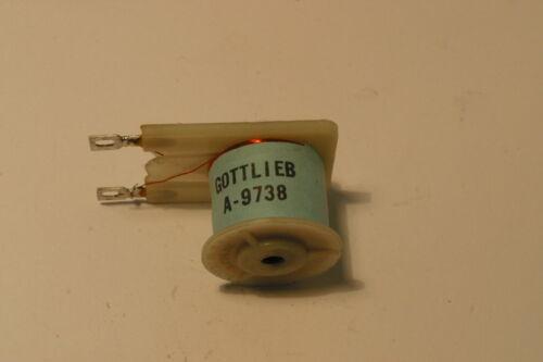 BOBINE DE FLIPPER GOTTLIEB A 3498//A9738 NEUVE ORIGINE