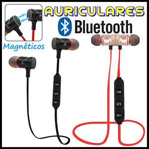 Auriculares-Bluetooth-4-1-Inalambricos-Magneticos-Manos-Libres-Cascos-Deportivos