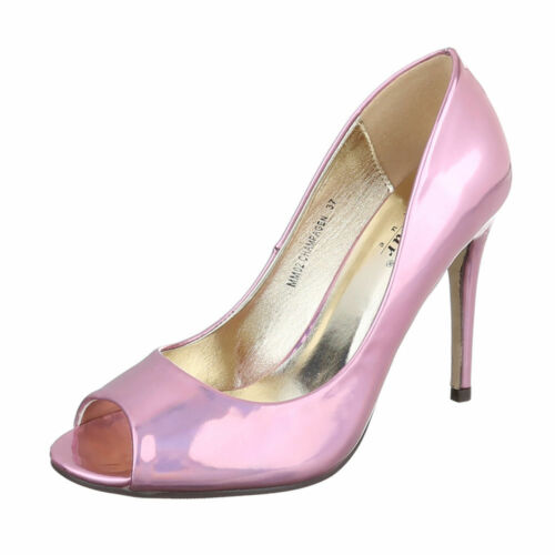 High Heels Peep Toe Damenschuhe 9429 Ital-design