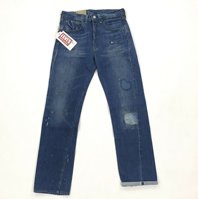 496c205c572 Frequently bought together. Levi's Vintage Clothing 1947 501 Jeans 29 x 32  White Oak Cone Selvedge Denim LVC
