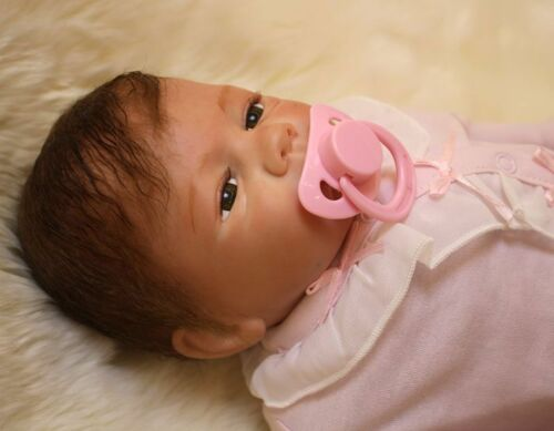 "49cm/20"" Handmade Lifelike Newborn doll,Reborn Baby Soft Vinyl silicone/   YDK-2"