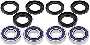 All Balls Racing Front//Rear Wheel Bearing Kit 25-1542