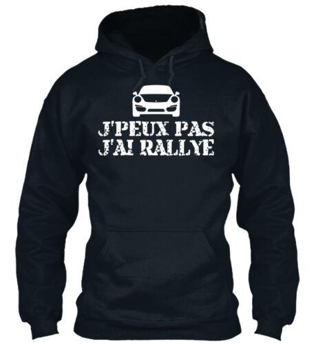 Sweat Confortable Rallye Capuche Pas Jai Jpeux À ZvqntYHx